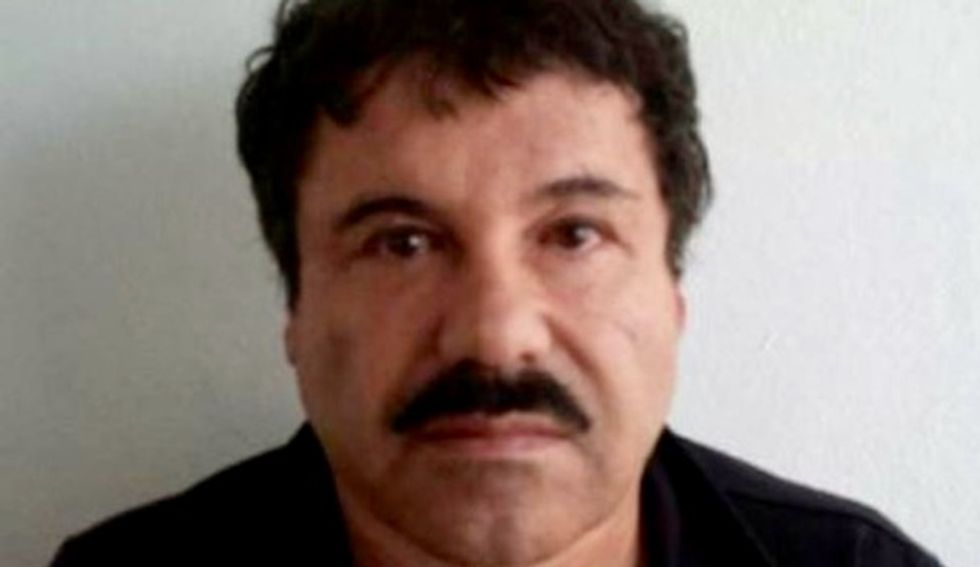 El Chapo's alleged personal assistant -- nicknamed 'Nose' -- has been extradited to San Diego