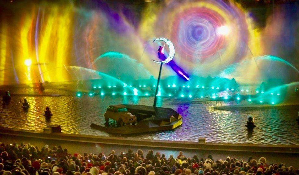 Cirque du Soleil walks a tightrope through pandemic