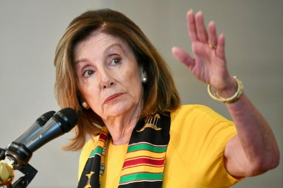 Nancy Pelosi turns up the heat on Trump and the Republicans — and it's working