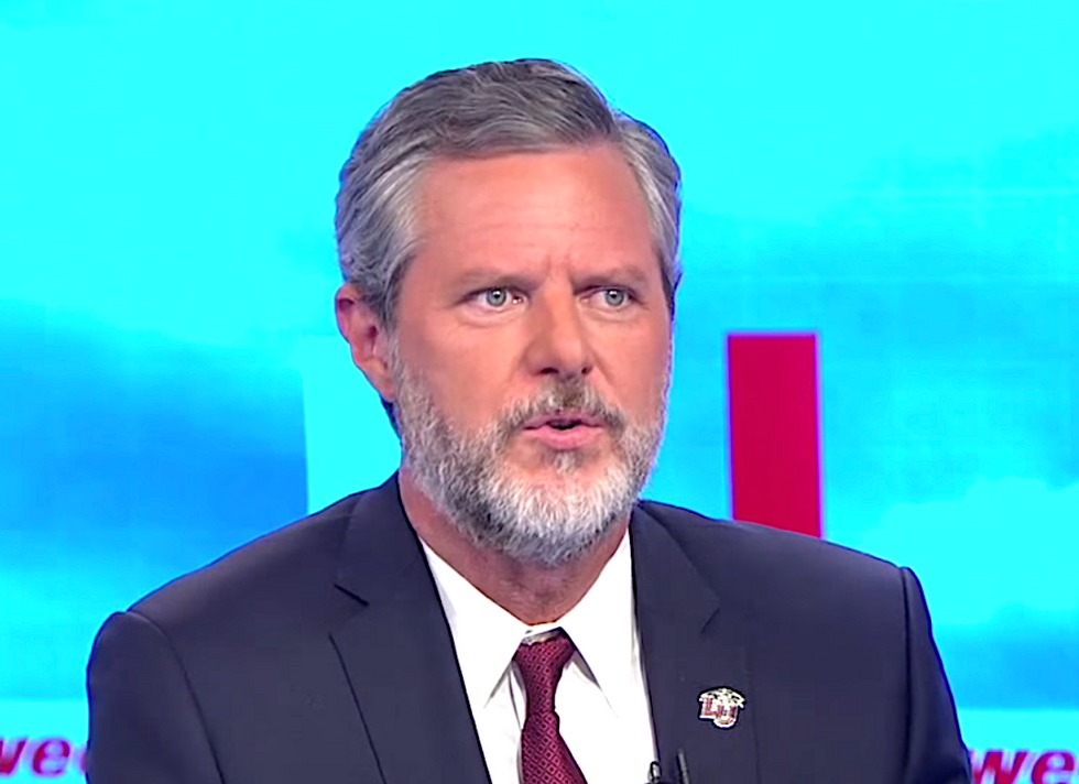 Accreditor overseeing Liberty University wants a deeper look at Jerry Falwell Jr's scandals