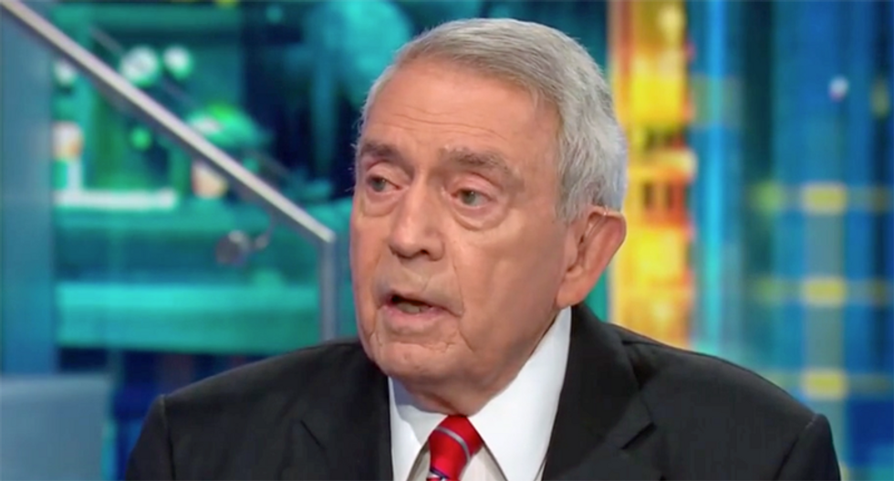 'Trump has out-Nixoned Nixon': Dan Rather reveals why the Ukraine scandal is worse than Watergate