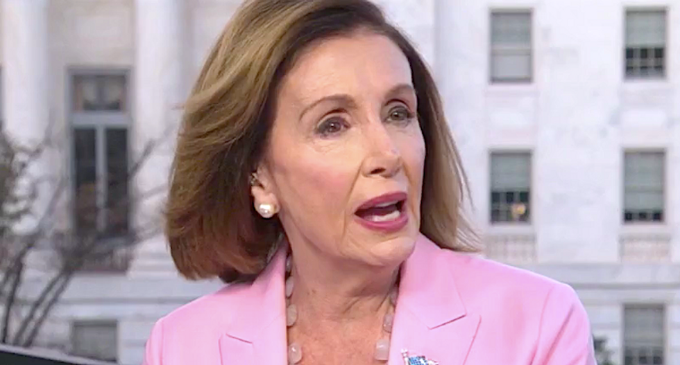 Nancy Pelosi sets sights on 'rogue' William Barr in Ukraine scandal: 'What he did broke the law'