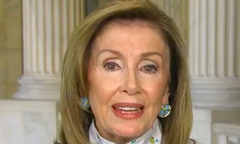 Republicans have 'major doggy doo on their shoes' for sticking with Trump: Nancy Pelosi