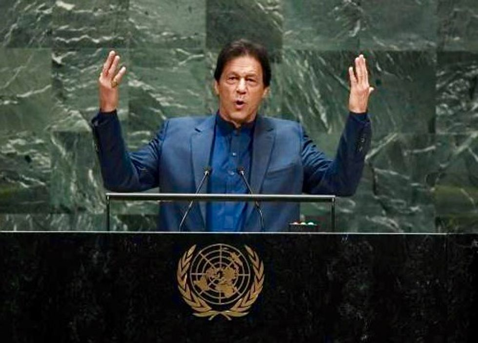 Pakistan warns the UN of potential nuclear war 'bloodbath' with India