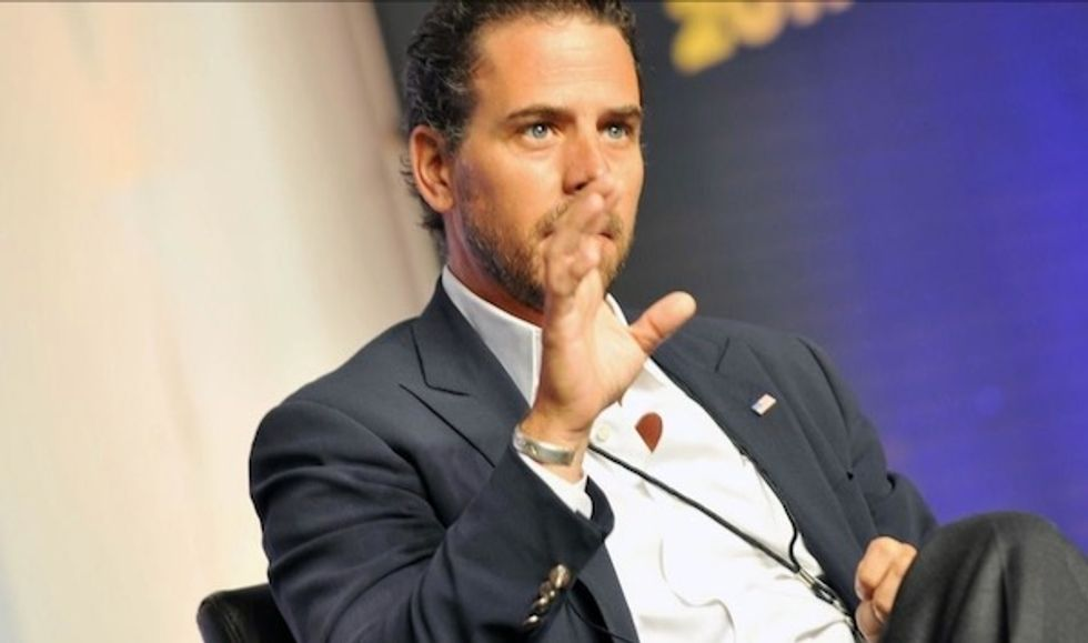 So-called 'explicit emails and photos' of Hunter Biden were being sold in Kiev last year for $5 million: report