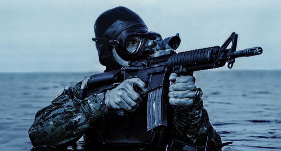 Former Navy SEALS are embracing new far right-wing conspiracies — and the consequences could be lethal: report