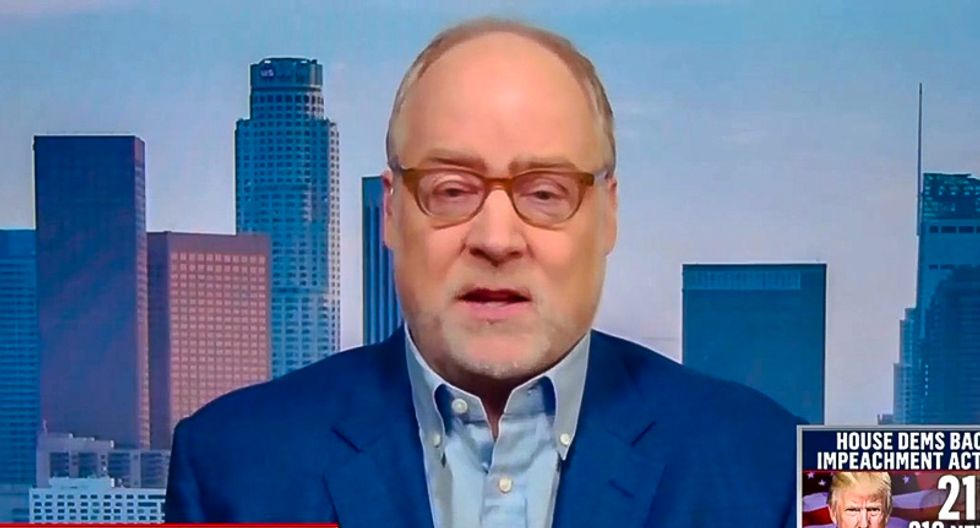 GOP senator quoted saying: '30 Republican senators would vote to impeach Trump' if it was secret