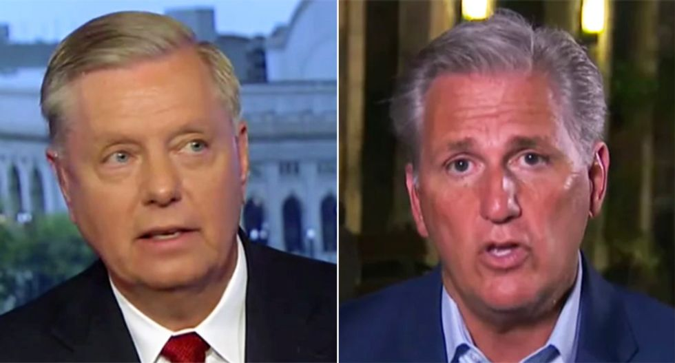 'This is not rocket science': Conservative blasts GOP for ignoring plain fact that Trump confessed  to a crime
