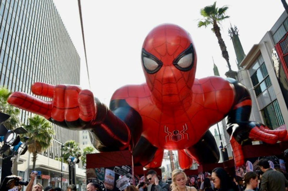 Sony, Marvel strike deal for new 'Spider-Man' film