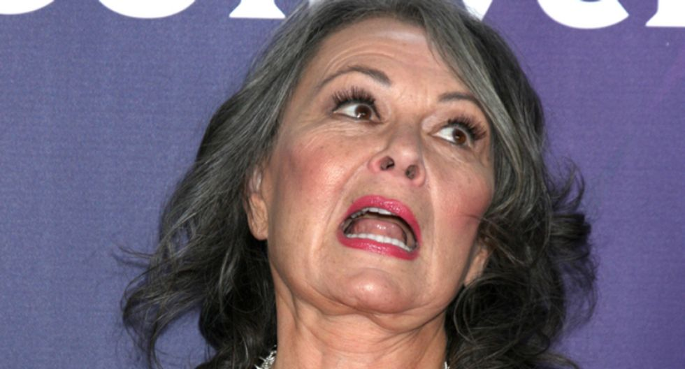 Florida GOP party gets caught sharing a bizarre right-wing conspiracy theory promoted by Roseanne