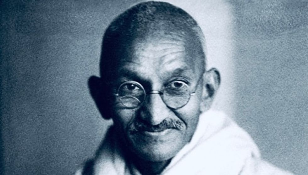 Gandhi's 150th birthday: A little-remembered philosopher translated the Mahatma's ideas of nonviolence for Americans