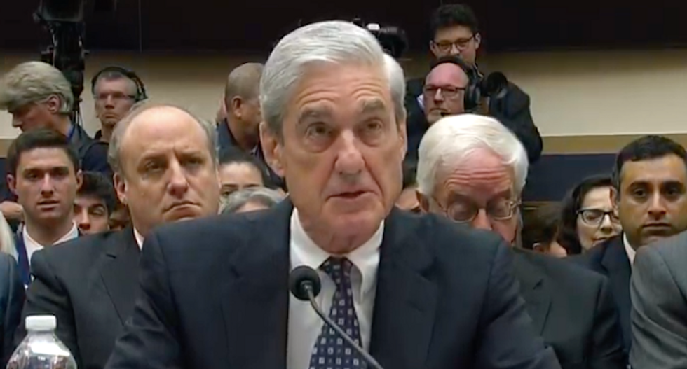 Robert Mueller's testimony was devastating to Trump -- here are 6 reasons why