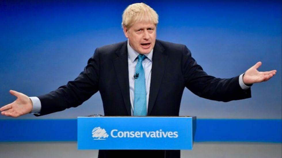 British PM Johnson warns EU he will not delay Brexit