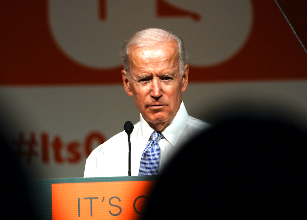 Resurfaced letter from Senate Republicans severely undermines Trump's attack on Biden