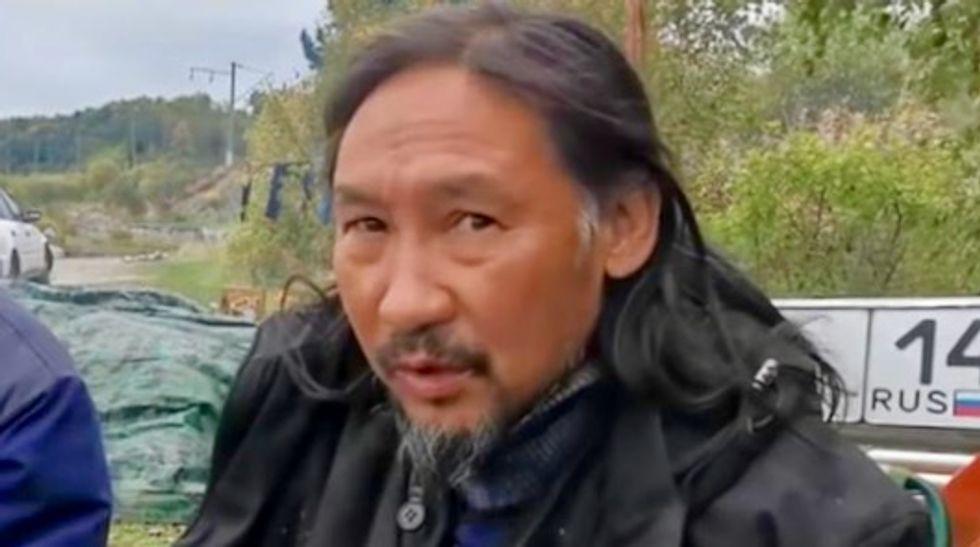 Siberian shaman with plan to 'banish Putin' found insane: lawyers