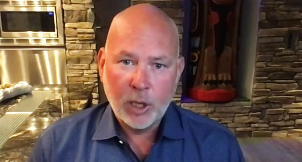 'Right-wing violence' by Trump supporters likened to Nazi brown-shirts by the Lincoln Project's Steve Schmidt