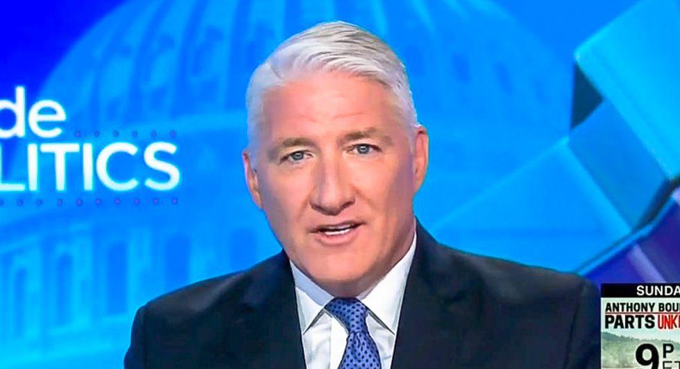 Watch: CNN host slams Fox News as 'state TV' after Laura Ingraham's calls ABC Trump town hall an 'ambush'