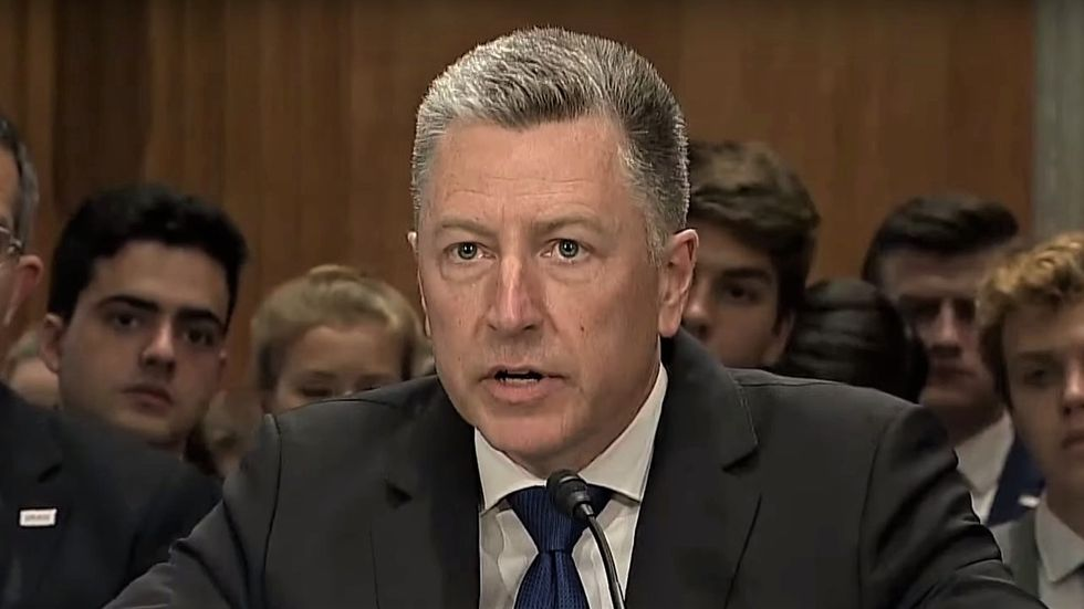 'Never on the Trump train' Kurt Volker will refuse to 'take the fall' for the president -- or Giuliani
