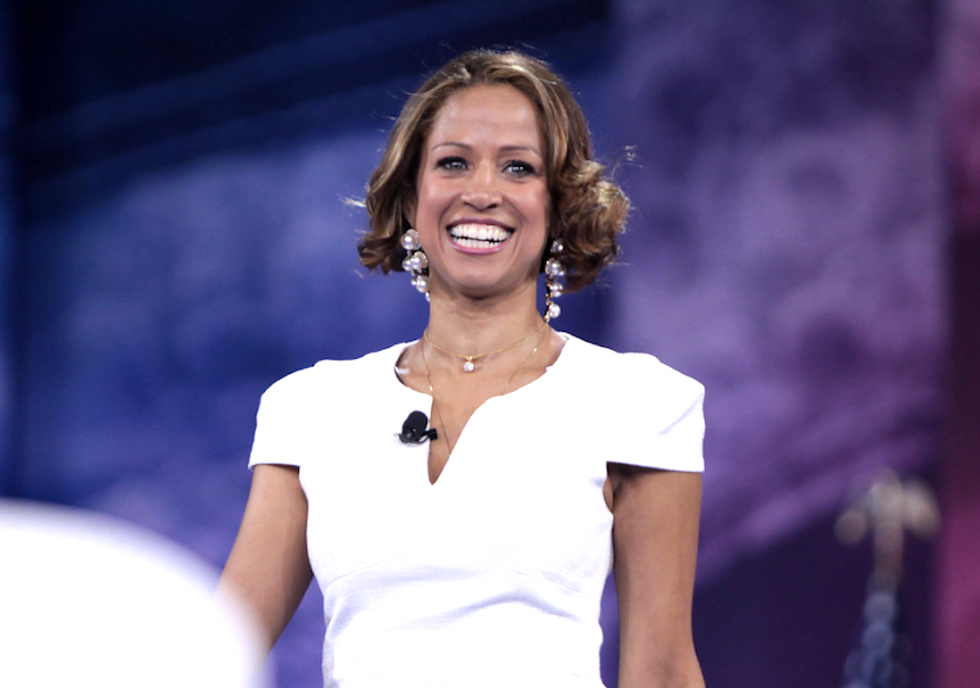 Black Twitter has a field day after finding out Stacey Dash listed as 'white' on arrest report