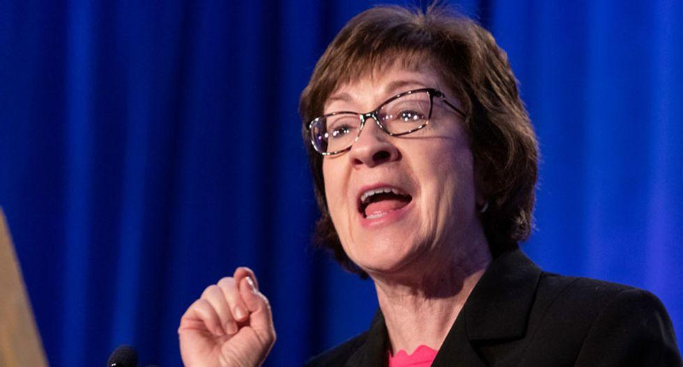 Susan Collins says she had no idea Brett Kavanaugh was so anti-choice