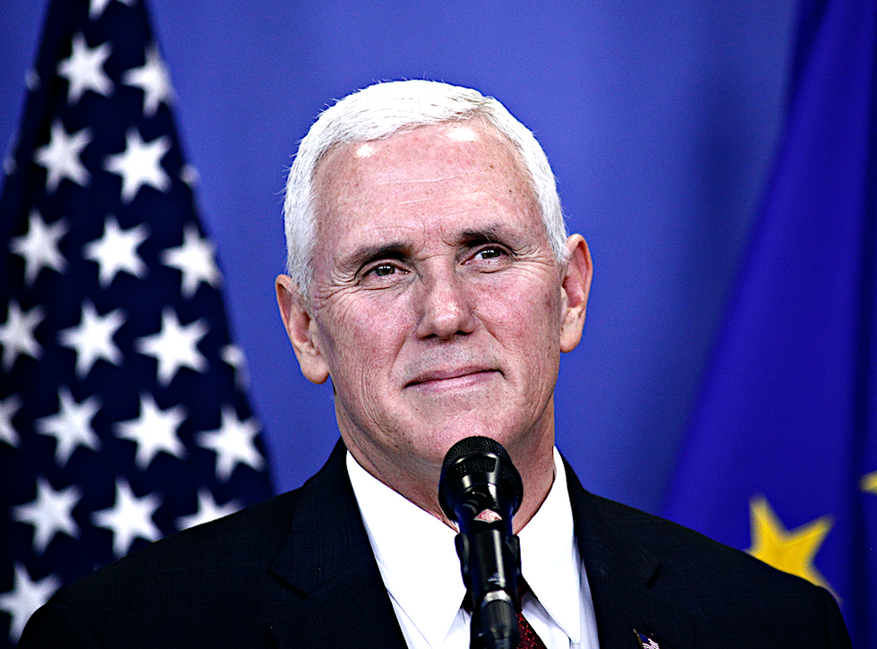 Pence refuses to say if he'll cooperate with Congress — slams investigation as not being 'serious'