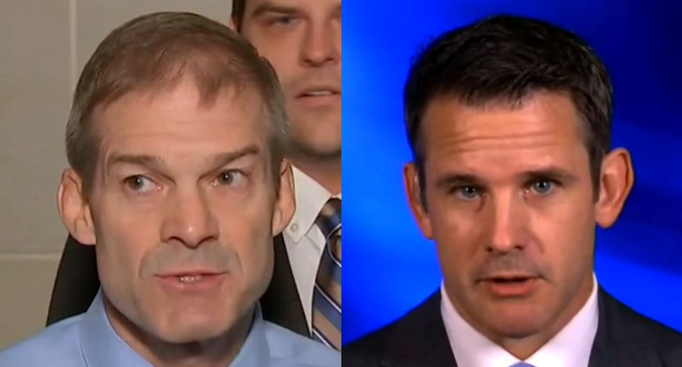 'Everything is a clown show': Republican blasts Trump's obstruction as his colleague Jim Jordan defends it