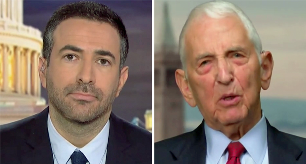 Pentagon Papers hero Daniel Ellsberg wants more whistleblowers to emerge: Trump 'is a domestic enemy of the Constitution'