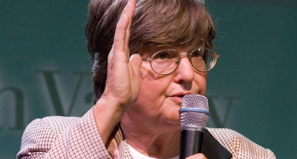 Exclusive: Dead Man Walking's Sister Helen Prejean calls on Americans to act in time of Trump