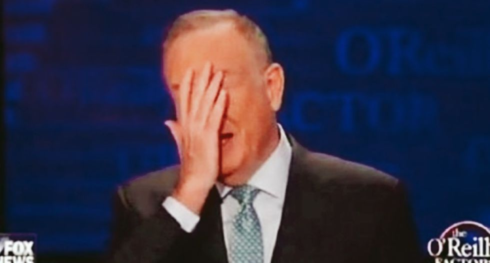 Bill O'Reilly can't tell the difference between Ohio congressman and New York Mayor