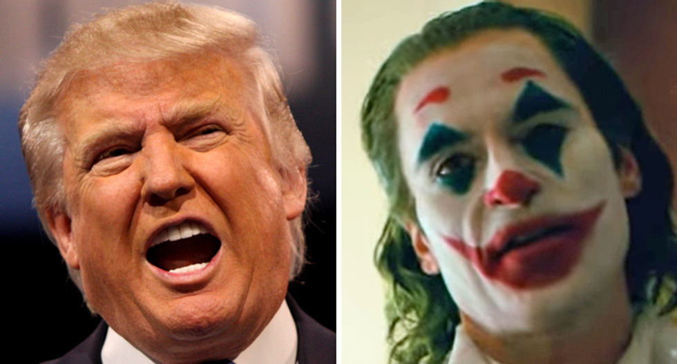 'Chaos is his best friend': Investigative reporter explains how Trump is like 'The Joker'