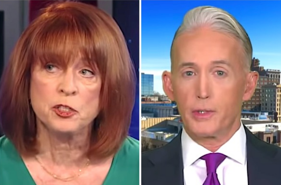 'Trey is a joke': Trump's inner circle revolts after Gowdy is added to president's legal team