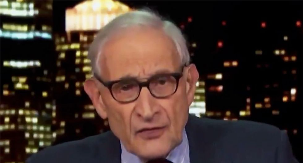 'Ignorant and foulmouthed': Conservative legal legend unloads on Trump in fiery diatribe