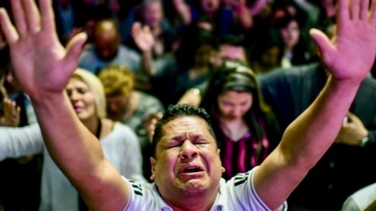 Americans are increasingly fleeing organized religion -- and it's not just college-educated white liberals