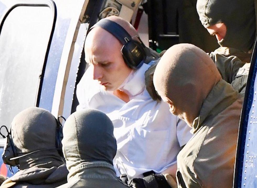 German suspect admits anti-Semitic attack, far-right motive