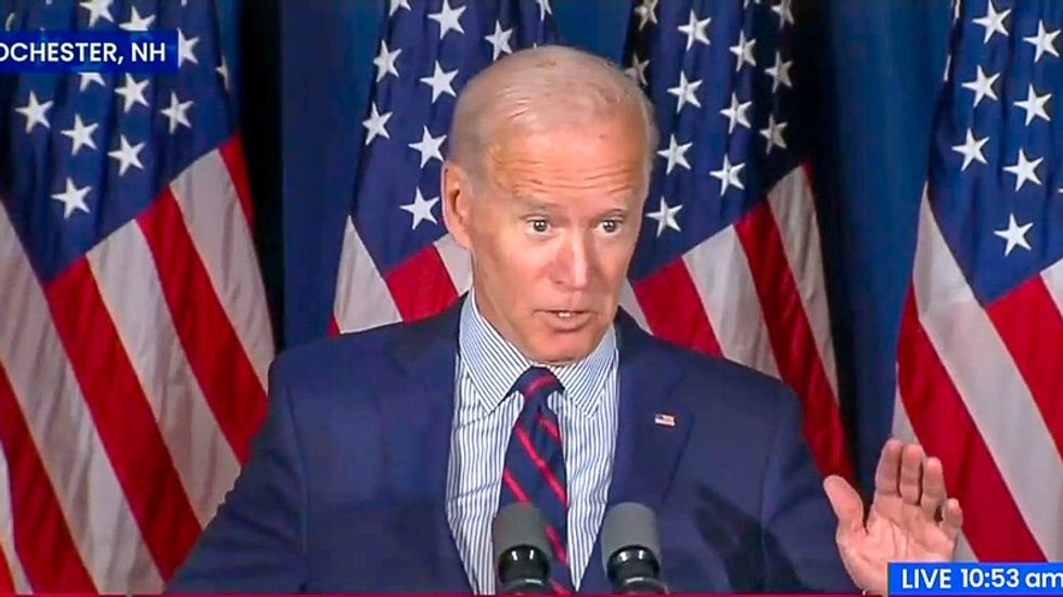 WATCH LIVE: Joe Biden addresses America on the day after Election Day