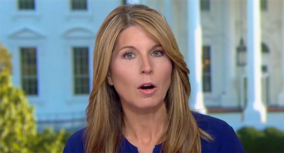 Nicolle Wallace rips Trump for leaving 'allies to die' because they didn't storm the beaches at Normandy