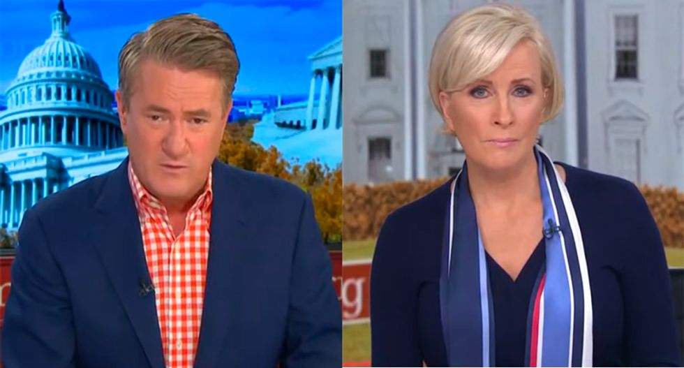 'Donald Trump is not well and you know it!' Morning Joe scorches GOP for standing by as president falls apart