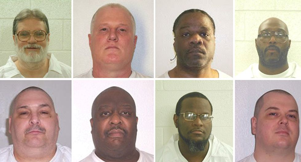 Arkansas nears first executions in 12 years after court decisions