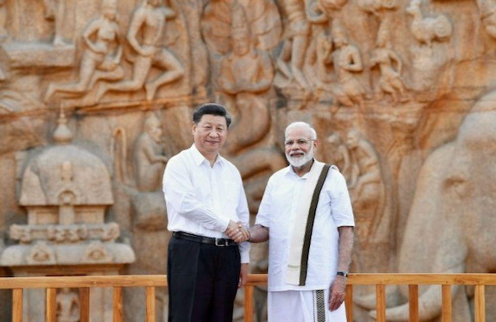 Modi tells Xi summit will launch 'new era' for India and China