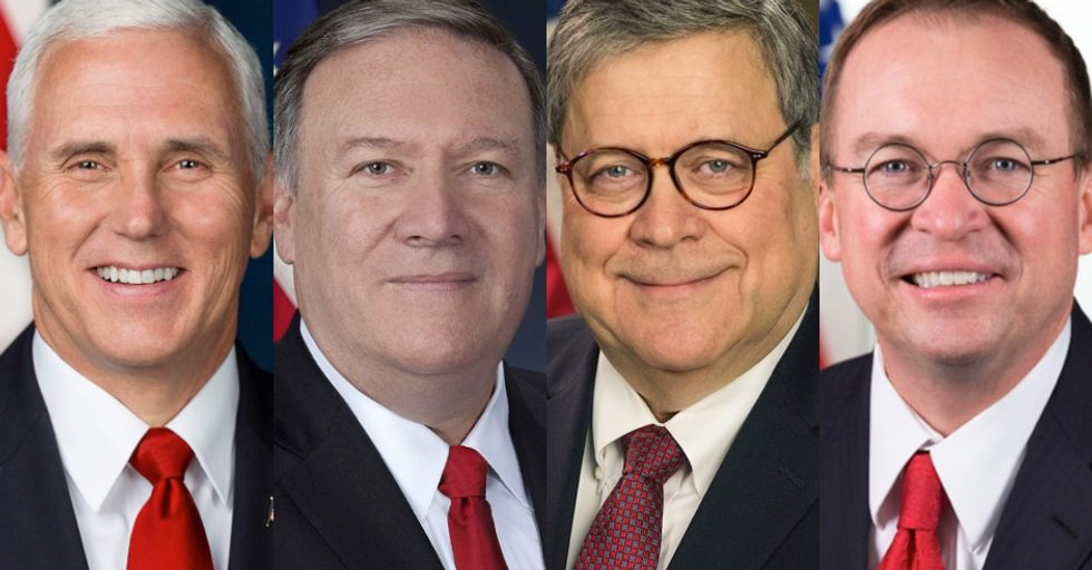 Pence, Pompeo, Barr, Mulvaney may be subpoenaed by House Dems – and might also be impeached: Ex-GOP Rep.