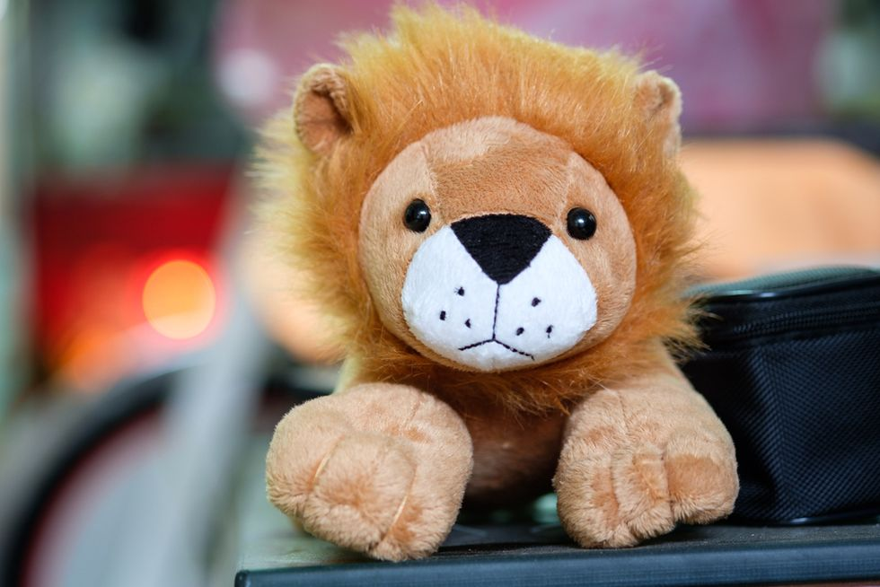Parents lose custody of infant after insisting toy lion was both their lawyer — and Jesus