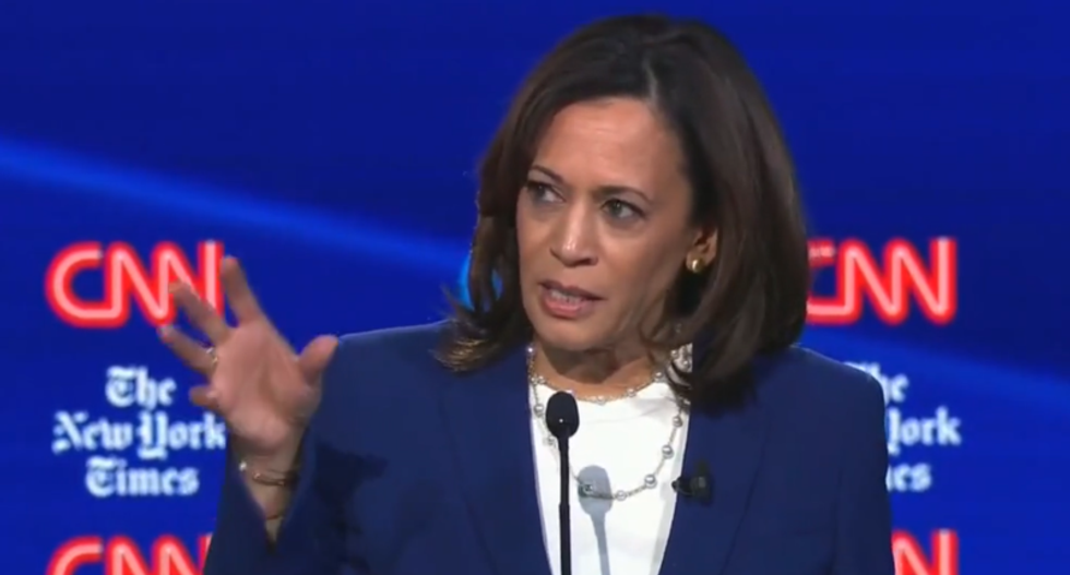 Trump campaign has no idea how to start going after Kamala Harris: report