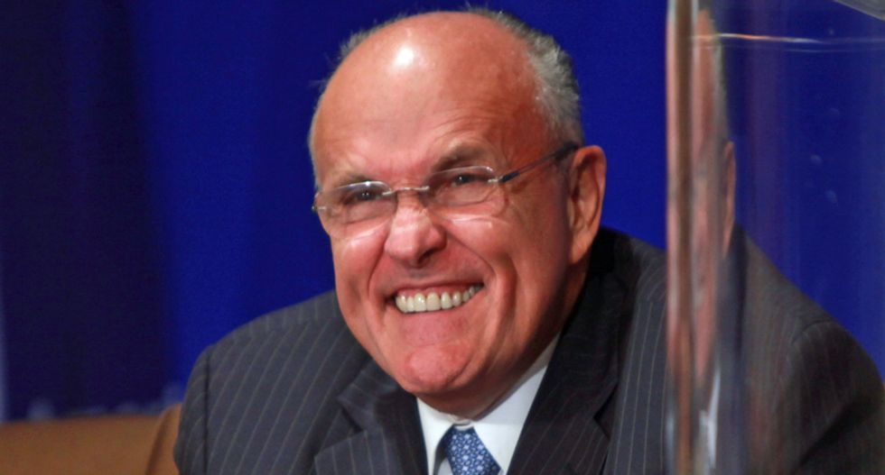 Trump lawyer Rudy Giuliani accuses Mike Pompeo's State Department of obstruction of justice