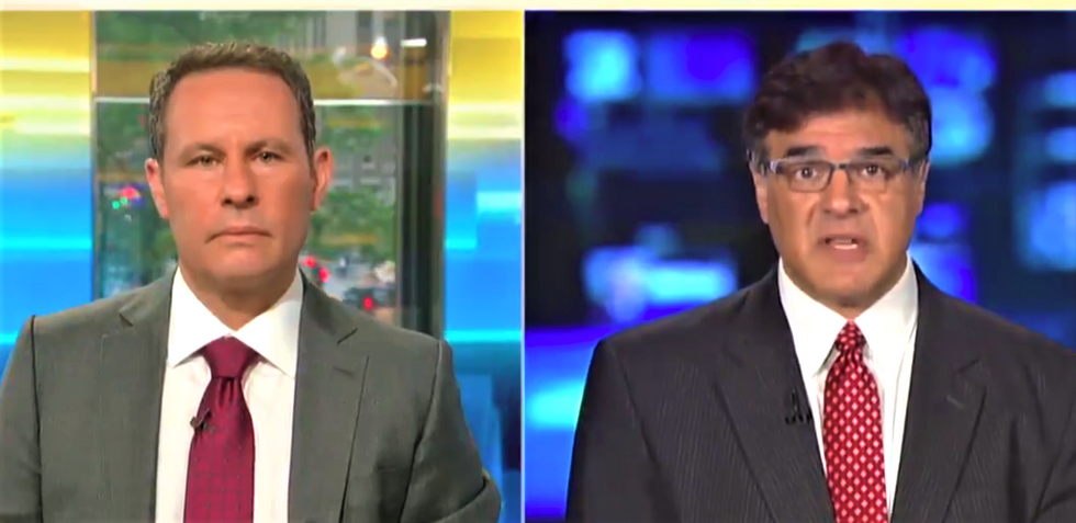 WATCH: Whistleblower jailed for leaking classified info goes on 'Fox & Friends' to ask Trump for a pardon