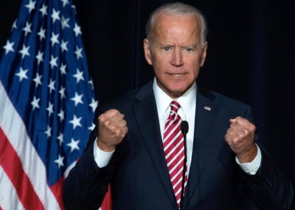 Joe Biden appealed to 2 different audiences in his acceptance speech – 2 experts discuss which punches landed