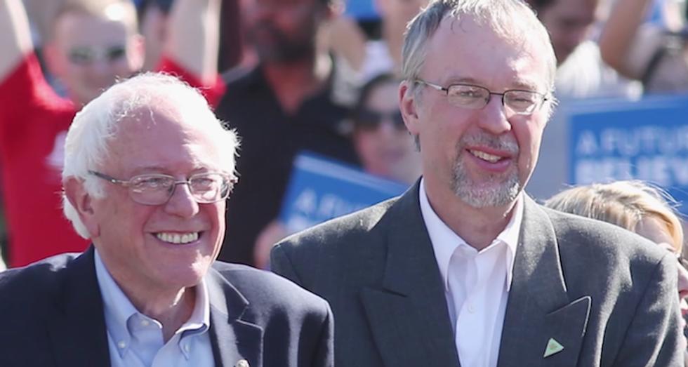 Bernie Sanders still hasn't endorsed his son's Senate bid in New Hampshire