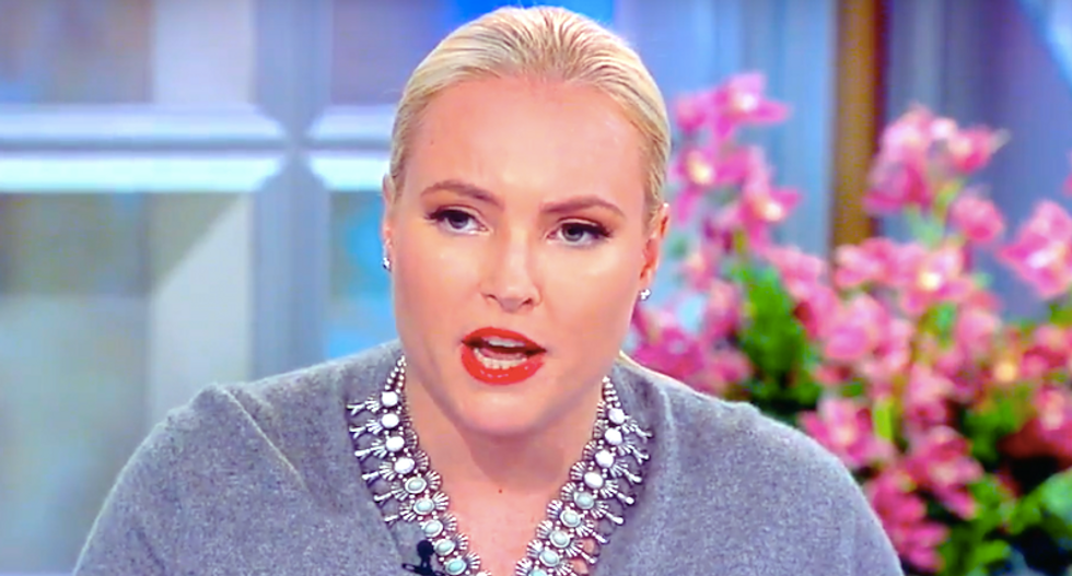 The View's Meghan McCain admits Trump is acting like a 'dictator' — but she doesn't really care