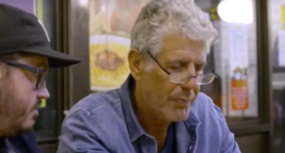 Anthony Bourdain's first visit to a Waffle House shows how he could celebrate everyday America without 'irony'