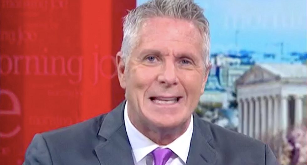MSNBC's Donny Deutsch roasts 'pathetic clown' Giuliani: 'Rudy is actually difficult to look at'