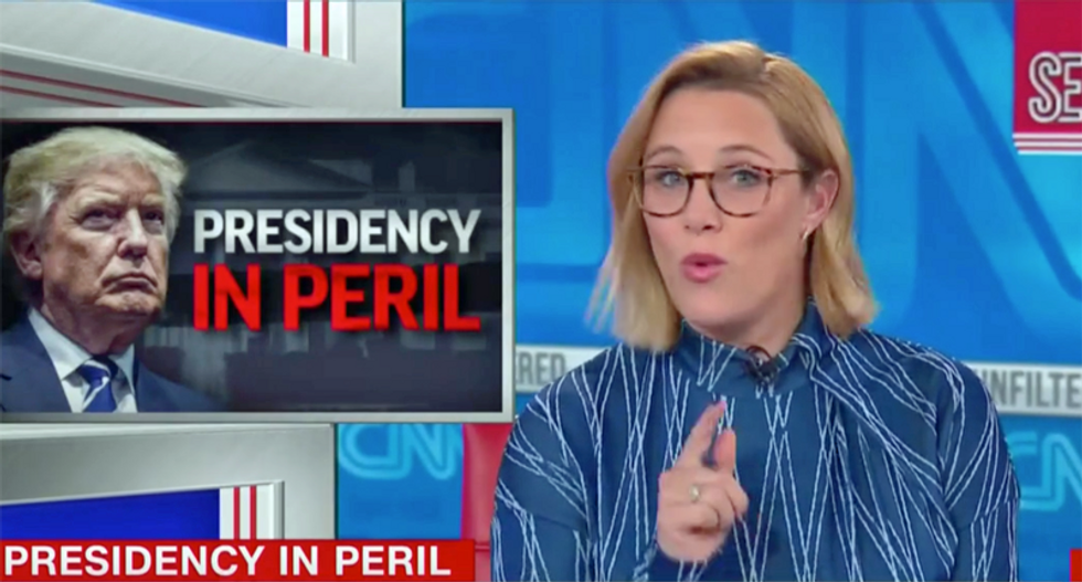 Trump may 'undo his presidency' — with Republicans backing impeachment: CNN's conservative anchor